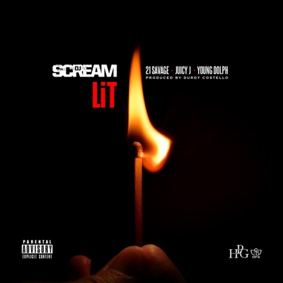 Lit (feat. 21 Savage, Juicy J & Young Dolph) - Single - DJ Scream mp3 download