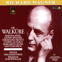Die Walküre: Prelude Martha Mödl, Leonie Rysanek, Ferdinand Frantz, Vienna Philharmonic & Wilhelm Furtwängler MP3