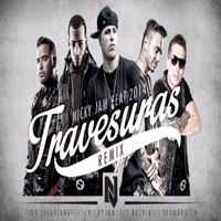 Travesuras (Remix) [feat. De La Ghetto, J Balvin, Zion & Arcángel] - Single - Nicky Jam mp3 download