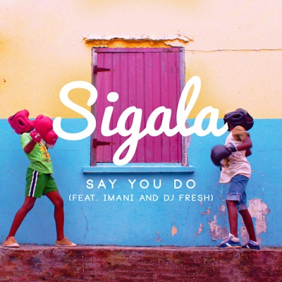 Say You Do (Extended Mix) - Sigala Feat. Imani Williams & DJ Fresh mp3 download