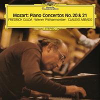 Piano Concerto No. 20 in D Minor, K. 466: II. Romance Friedrich Gulda, Vienna Philharmonic & Claudio Abbado