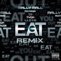 Eat (feat. YG, Tyga & Lloyd) [Remix] - Single - Mally Mall mp3 download