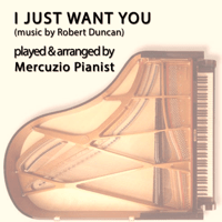 I Just Want You (From 'Castle') Mercuzio Pianist