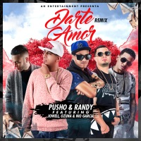 Darte Amor (Remix) [feat. Ozuna, Jowell & Nio Garcia] - Single - Pusho & Randy mp3 download