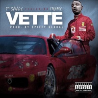 Vette (feat. Trouble) - Single - 21 Savage mp3 download