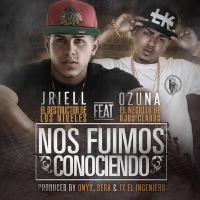 Nos Fuimos Conociendo (feat. Ozuna) - Single - Jriell mp3 download