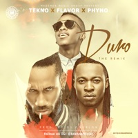 Duro (Remix) [feat. Flavour & Phyno] - Single - Tekno mp3 download