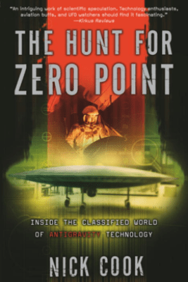 The Hunt for Zero Point - Nick Cook