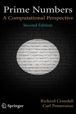 Prime Numbers - Richard Crandall & Carl B. Pomerance
