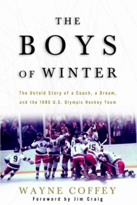 The Boys of Winter - Wayne Coffey