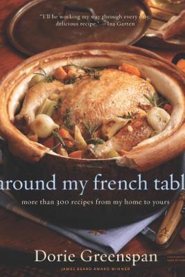 Around My French Table - Dorie Greenspan