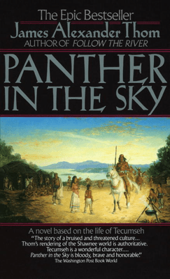 Panther in the Sky - James Alexander Thom pdf download