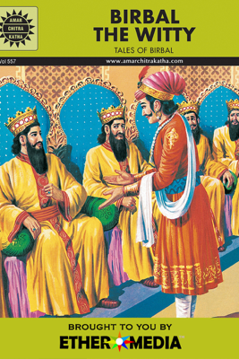 Birbal the Witty - Amar Chitra Katha