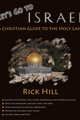 Let's Go to Israel - Rick Hill