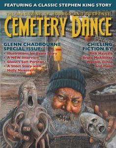 Cemetery Dance: Issue 68 - Richard Chizmar, Stephen King, Weston Ochse, Rick Koster, Elizabeth Voss, Bruce McAllister, Rick Hautala, Glenn Chadbourne & Holly Newstein pdf download