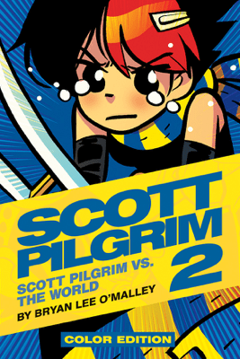 Scott Pilgrim Color Volume 2 - Bryan Lee O'Malley