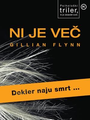 Ni je več - Gillian Flynn pdf download