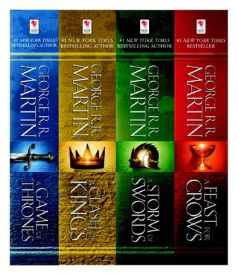 A Game of Thrones 4-Book Bundle - George R.R. Martin pdf download