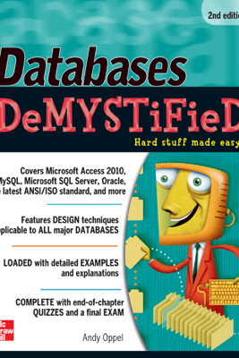 Databases Demystified, 2nd Edition - Andy Oppel