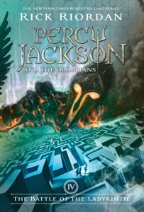 The Battle of the Labyrinth (Percy Jackson and the Olympians, Book 4) - Rick Riordan pdf download