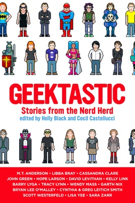 Geektastic - Holly Black & Cecil Castellucci pdf download