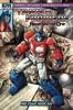 Simon Furman & Andrew Wildman - Transformers: Regeneration One #80.5  artwork