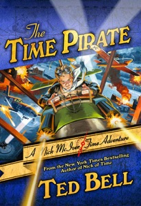 The Time Pirate - Ted Bell pdf download