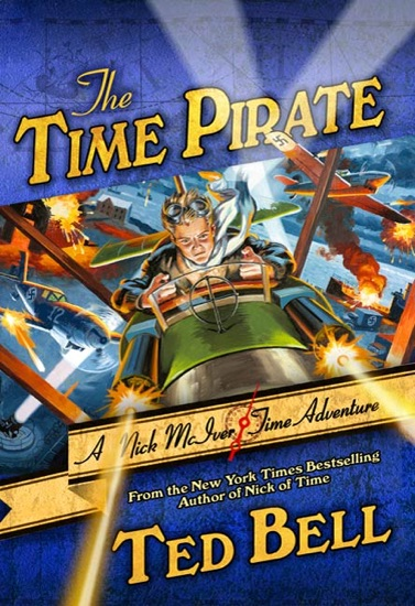 The Time Pirate by Ted Bell pdf download