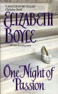 One Night of Passion - Elizabeth Boyle pdf download