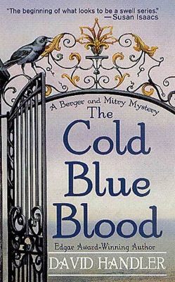 The Cold Blue Blood - David Handler pdf download