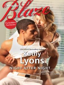 Night After Night... - Kathy Lyons pdf download