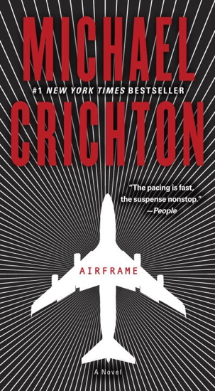 Airframe by Michael Crichton PDF Download