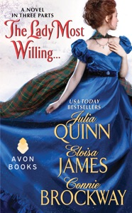 The Lady Most Willing... - Julia Quinn, Eloisa James & Connie Brockway pdf download