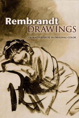 Rembrandt Drawings - Rembrandt