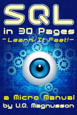 SQL in 30 Pages - U.Q. Magnusson