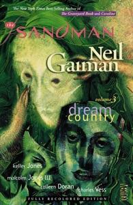 The Sandman Vol. 3: Dream Country (New Edition) - Neil Gaiman, Kelley Jones, Charles Vess & Colleen Doran pdf download
