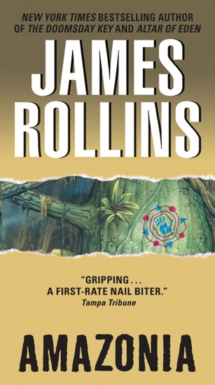 Amazonia by James Rollins PDF Download