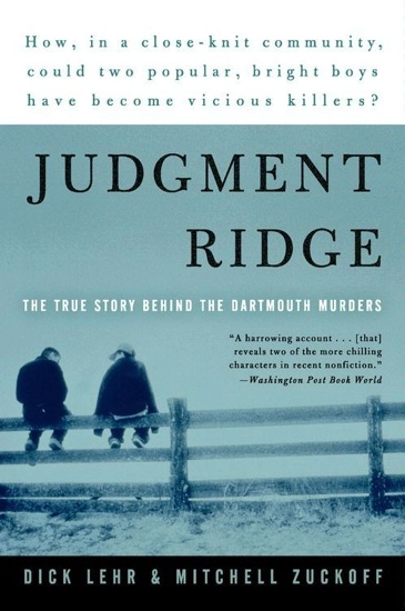 Judgment Ridge by Dick Lehr & Mitchell Zuckoff pdf download