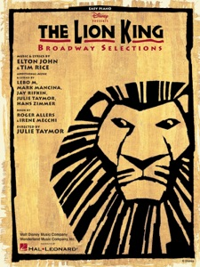 The Lion King - Broadway Selections (Songbook) - Elton John pdf download