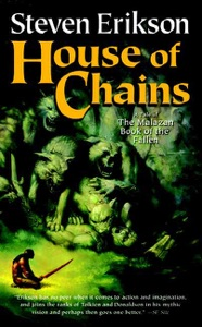 House of Chains - Steven Erikson pdf download