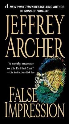 False Impression - Jeffrey Archer pdf download