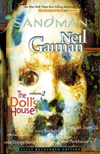 The Sandman Vol. 2: The Doll's House (New Edition) - Neil Gaiman, Malcolm Jones III, Chris Bachalo, Michael Zulli, Mike Dringenberg & Steve Parkhouse pdf download
