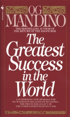 The Greatest Success in the World - Og Mandino pdf download