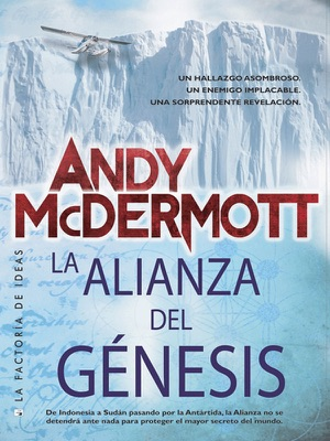 La alianza del Génesis - Andy McDermott pdf download