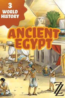 World History in Twelve Hops 3: Ancient Egypt - Tobias Sterling & Manuela Soriani