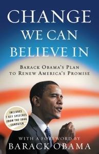 Change We Can Believe In - Barack Obama pdf download