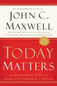 Today Matters - John C. Maxwell pdf download