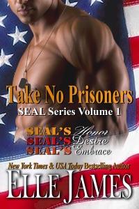 Take No Prisoners Vol 1 - Elle James pdf download