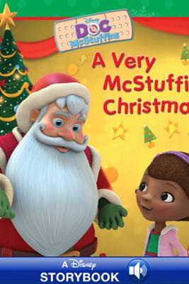 Doc McStuffins: A Very McStuffins Christmas - Disney Book Group & Sheila Sweeny Higginson