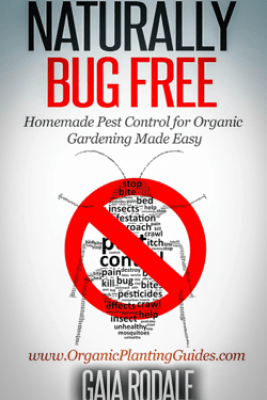 Naturally Bug Free: Homemade Pest Control for Organic Gardening Made Easy - Gaia Rodale